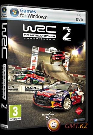 WRC 2 : FIA World Rally Championship (2011/RUS/ENG/RePack �� �� Fenixx)