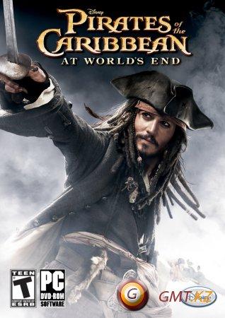 Пираты Карибского моря: На краю света / Pirates of the Caribbean: At World's End (2007/RUS-ENG/Лицензия)