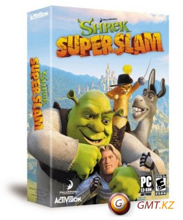Шрек Супер удар / Shrek Super Slam (2005/RUS/ENG/Пиратка)