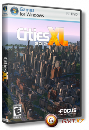 Cities XL 2012 (2011/RUS/ENG/Repack от R.G. Catalyst)