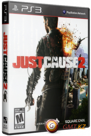 Just Cause 2 (2010/RUS/ENG/Пиратка)