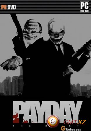 PAYDAY: The Heist (ENG/2011/RePack от R.G. ReCoding)