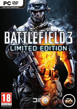 Battlefield 3 (2011/Профессиональный/Текст+Звук)