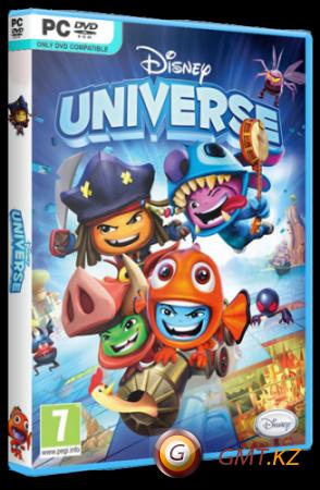 Disney Universe (2011/RUS/RePack от R.G. Origami)