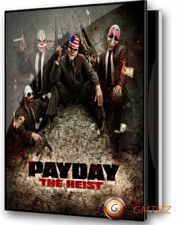 Payday.The Heist.v 1.0r2 (2011/RUS/ENG/Repack от Fenixx)