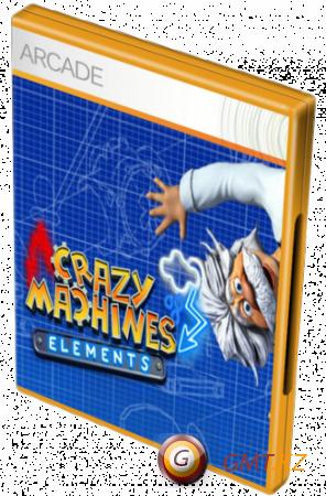 Crazy Machines Elements (2011 / ENG / Лицензия)