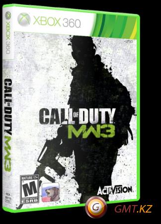 Call of Duty Modern Warfare 3 (2011/RUS/XGD3/PAL/LT+ 3.0)