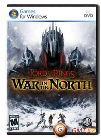 The Lord of the Rings: War in the North (2011/RUS/ENG/Proper Crack by ALI213)