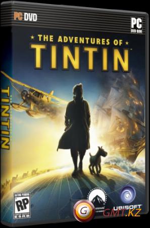 The Adventures of Tintin: Secret of the Unicorn (2011/RUS/Лицензия)