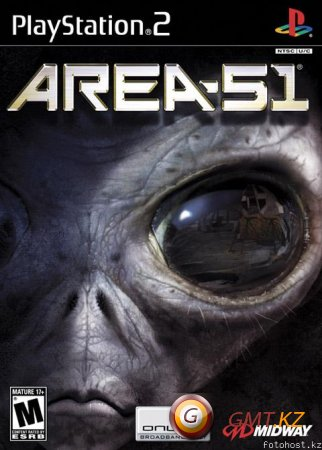 [PS2] Area 51 ( 2005 RUS/ENG)