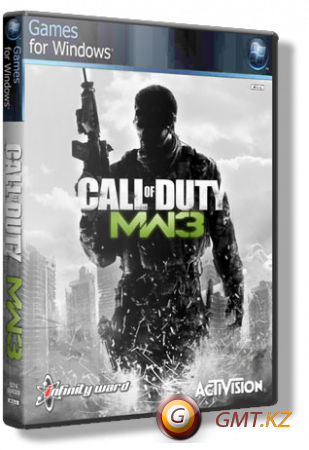 Call of Duty: Modern Warfare 3 (2011/RUS/ENG/CRACK by 3DMGAME)