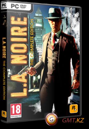 L.A. Noire: The Complete Edition (2011/RUS/ENG/Multi5/Лицензия)
