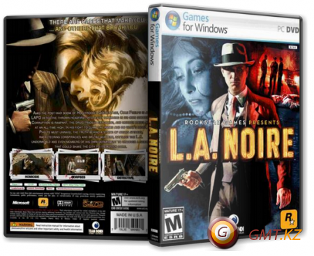 L.A. Noire: The Complete Edition v.1.3.2613 (2011/RUS/ENG/RePack от R.G. Механики)