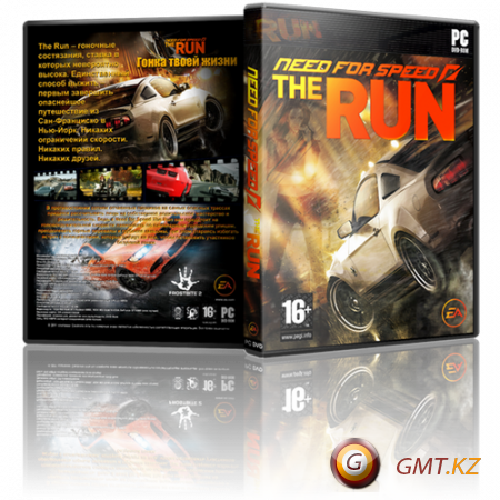 Need for Speed: The Run (2011/RUS/Repack от a1chem1st)