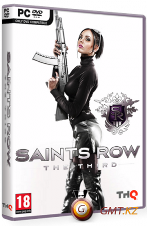 Saints Row: The Third (2011/RUS/ENG/Лицензия)
