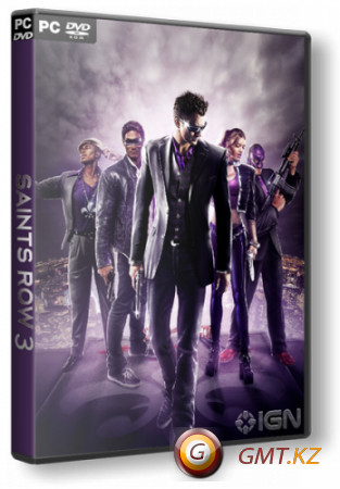 Saints Row: The Third - The Full Package (2011/RUS/ENG/RePack от xatab)