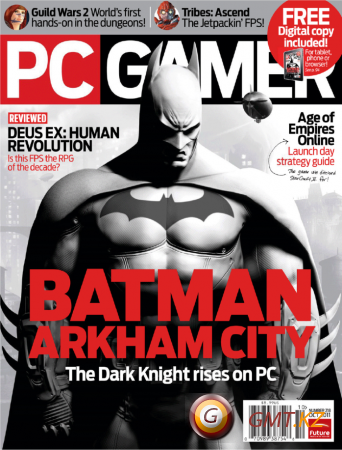 PC Gamer № 1-12,1-5 (2011-2012/ENG/PDF)