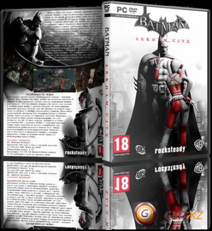 Batman: Arkham City (2011/RUS/ENG/Лицензия)