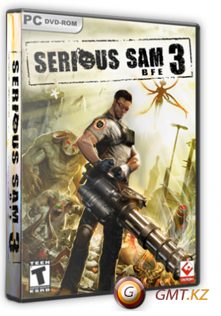 Serious Sam 3: BFE (2011/RUS/ENG/Лицензия)