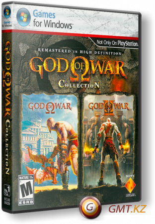 God of War Collection (2010/RUS/ENG/RePack от Gho$t)
