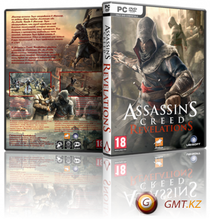 Assassin's Creed: Revelations v.1.03 + DLC (2011/RUS/RiP �� R.G. Catalyst)