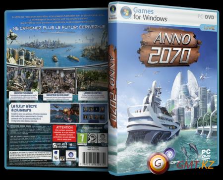 Anno 2070: Deluxe Edition v.1.0.1.6234 (2011/RUS/RePack от Fenixx)