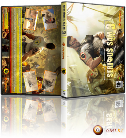 Serious Sam 3 BFE Deluxe Edition v 3.0.3.0.171822 + 1 DLC (2011/RUS/RePack от Fenixx)