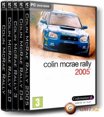 Антология Colin McRae Rally (1998-2007/RUS/ENG/Лицензия)