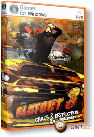 FlatOut 3: Chaos & Destruction (2011/ENG/RePack от R.G. UniGamers)