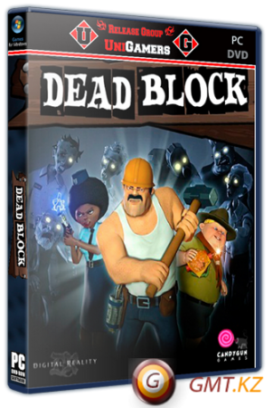 Dead Block (2011/ENG/RePack от R.G. UniGamers)