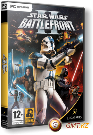 Star Wars Battlefront 2 v1.3 + Mods (2005-2011/ENG/RePack)