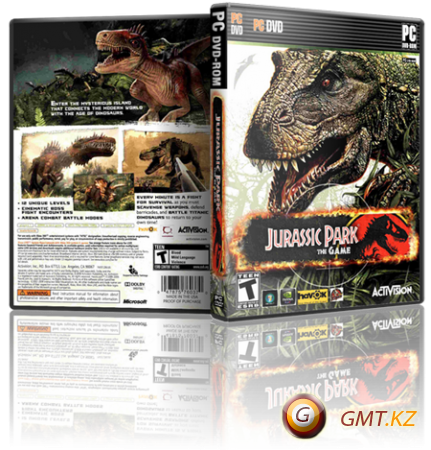 Jurassic Park The Game: Episode 1 (2011/RUS/ENG/RePack �� R.G. ��������)