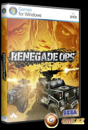 Renegade Ops + 3 DLC (2011/RUS/ENG/RePack от Fenixx)