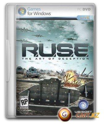 R.U.S.E.(2010/RUS/ENG/Пиратка)