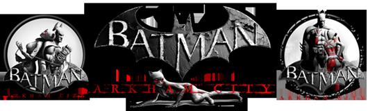 Batman: Arkham City + 12 DLC (2011/RUS/ENG/RePack)