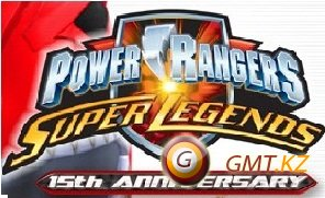 ���������� ���������. ����� ���� / Power Rangers: Super Legends (2008/RU/ENG/Repack)