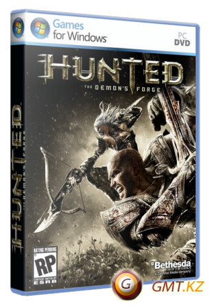 Hunted The Demons Forge v.1.0.0.1 + 6 DLC (2011/RUS/ENG/2xDVD5/RePack от Fenixx)