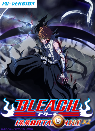 Bleach: Immortal Skill [ENG/JAP/2011]