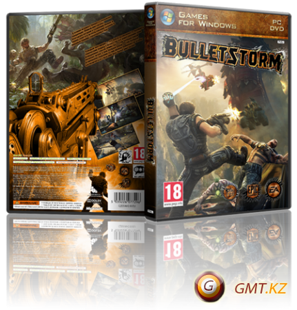 Bulletstorm: Limited Edition + 1 DLC (2011/RUS/ENG/RePack от R.G. UniGamers)