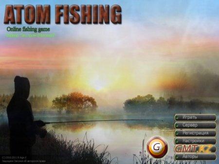 Атомная рыбалка / Atom Fishing (156-2 RC2/2011/RUS)