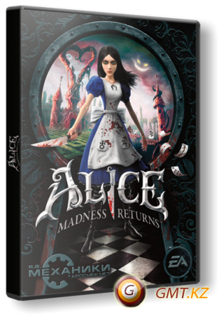 Alice: Madness Returns Dreams Edition (2000-2011/RUS/ENG/RePack от R.G. Механики)