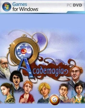 Academagia: The Making of Mages (2010/ENG/RePack)