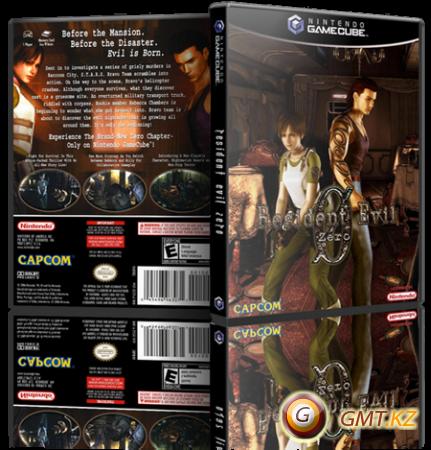 Resident Evil Archives-Zero (2011/ENG/Пиратка)