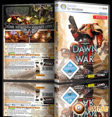 Warhammer 40.000: Dawn of War 2 (2009/RUS/ENG/Лицензия)