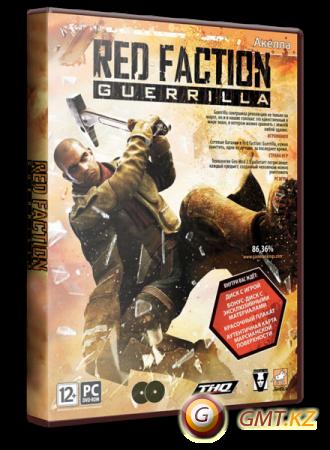 Red Faction: Guerrilla (2009/RUS/RePack �� R.G. ��������)