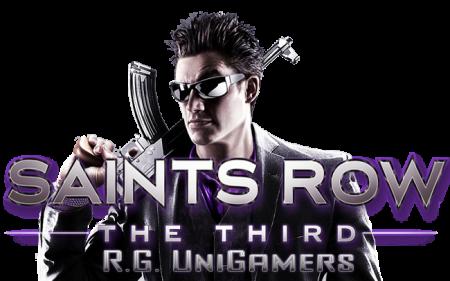 Saints Row: The Third + 7 DLC v1.0.0.1 (2011/RUS/ENG/RePack от R.G. UniGamers)