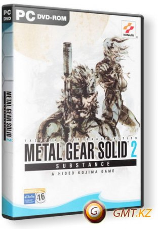 Metal Gear Solid 2 - Substance v2.0 (2003/RUS/Repack)