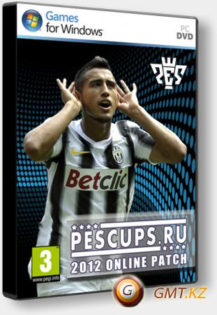 PesCupsRu 2012 Online v5.0