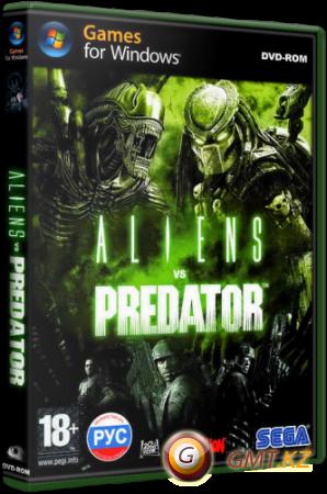 Aliens vs Predator (2010/RUS/ENG/RePack �� R.G. ��������)