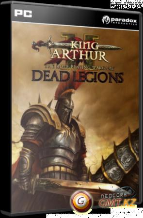 King Arthur II: Dead Legions (2012/ENG/RePack �� dvd4el)